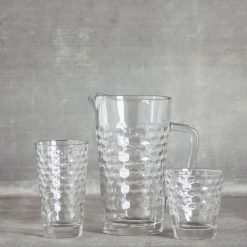 Relish Decor Canvas Home Tivoli Glassware