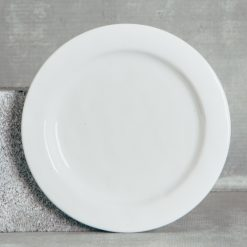 Relish Decor Casafina Fattoria White Dinner Plate Set