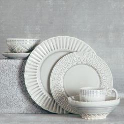 Relish Decor Costa Nova Cristal Grey Collection