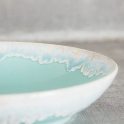 Relish Decor Casafina Taormina Aqua Serving Bowl