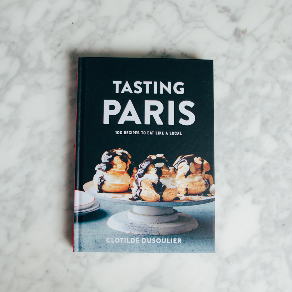 Tasting Paris Cookbook Relish Decor