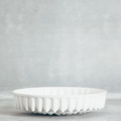 Relish Decor Casafina Fattoria Round Baking Dish White
