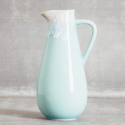 Relish Decor Casafina Taormina Pitcher Aqua