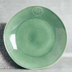 Relish Decor Casafina Forum Dinner Plate Set Green