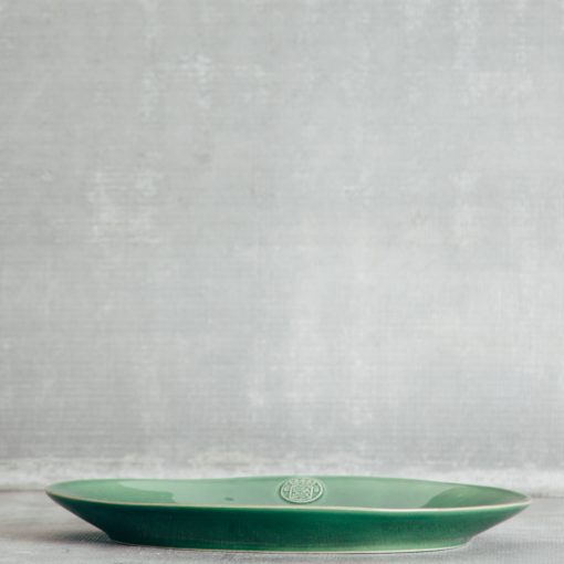 Relish Decor Casafina Forum Large Platter Green