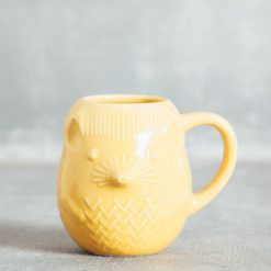 Relish Decor Critter Mug Hedgehog