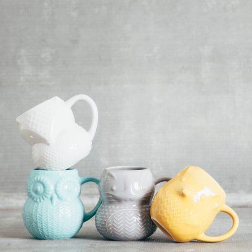 Relish Decor Critter Mugs