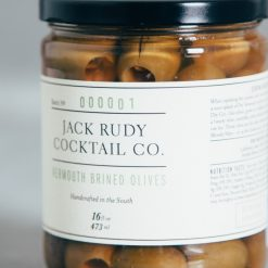 Relish Decor Jack Rudy Vermouth Olives