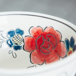 Relish Decor Floral Cereal Bowl
