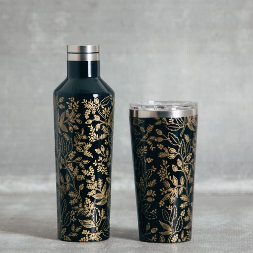 Relish Decor Rifle Paper Co Corksicle Canteen Tumbler Queen Anne