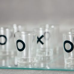 Relish Decor Tic Tac Toe Shot Game