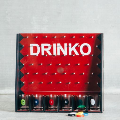 Relish Decor Drinko Shot Game