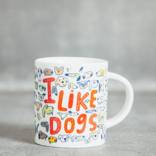 Relish Decor I Like Dogs Mug
