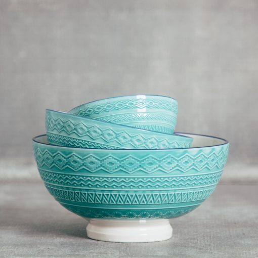 Relish Decor Casablanca Bowls