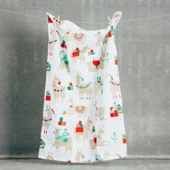 Relish Decor Tea Towel Fa La Llama