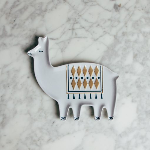 Relish Decor Llama Shaped Dish