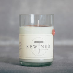 Rewined candle relish decor blanc zinfandel