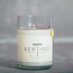 rewined candle relish decor chenin blanc