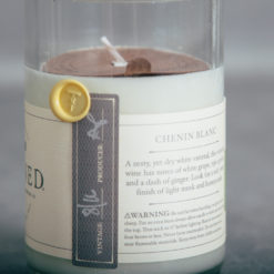 rewined candle relish decor chenin blanc detail