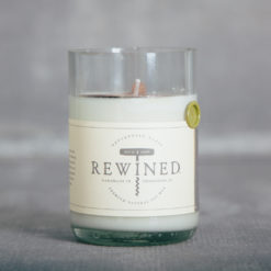 rewined candle relish decor vinho verde