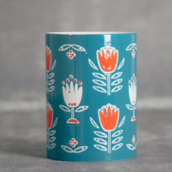 tulipa collection canister relish decor
