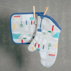 cuisine potholder and oven mitt set relish decor