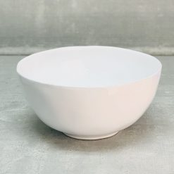 Livia White Serving Bowl