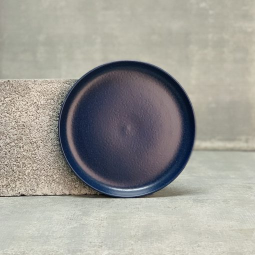 Pacifica Blueberry Salad Plate