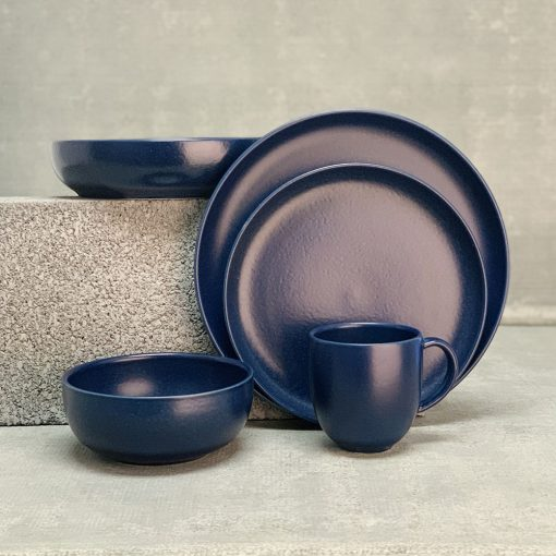 Pacifica Blueberry Place Setting 5pc
