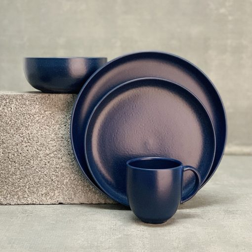 Pacifica Blueberry Place Setting 4pc