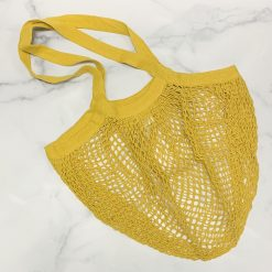 Le Marche Shopping Bag Gold