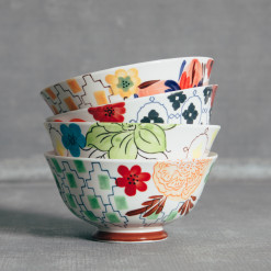 Jardin Bowl Collection Relish Decor