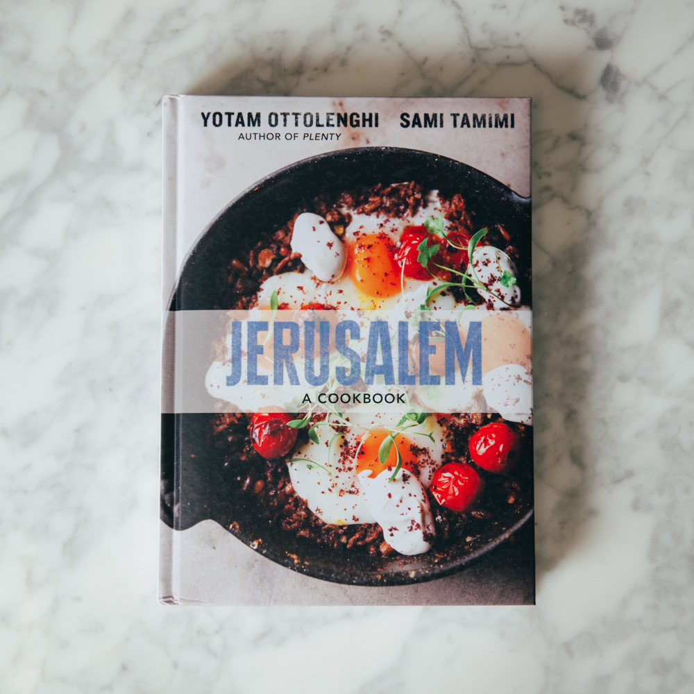 Jerusalem Cookbook Relish Decor