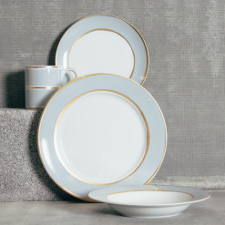 La Vienne Blue Dinnerware Sets Blue Set Relish Decor