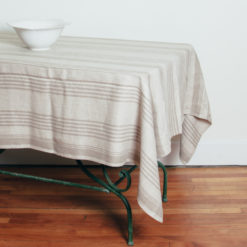 Linum Linen Tablecloth Relish Decor