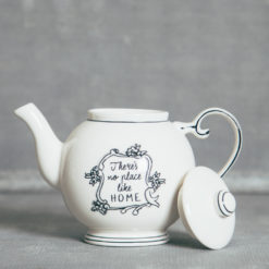 Mandy Tea Time Teapot Handpainted Collection Relish Decor