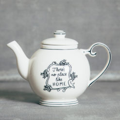 Mandy Teapot Handpainted Collection Relish Decor