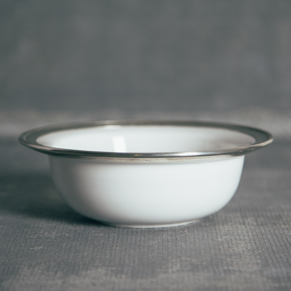 Match Pewter Convivo Cereal Bowl Relish Decor