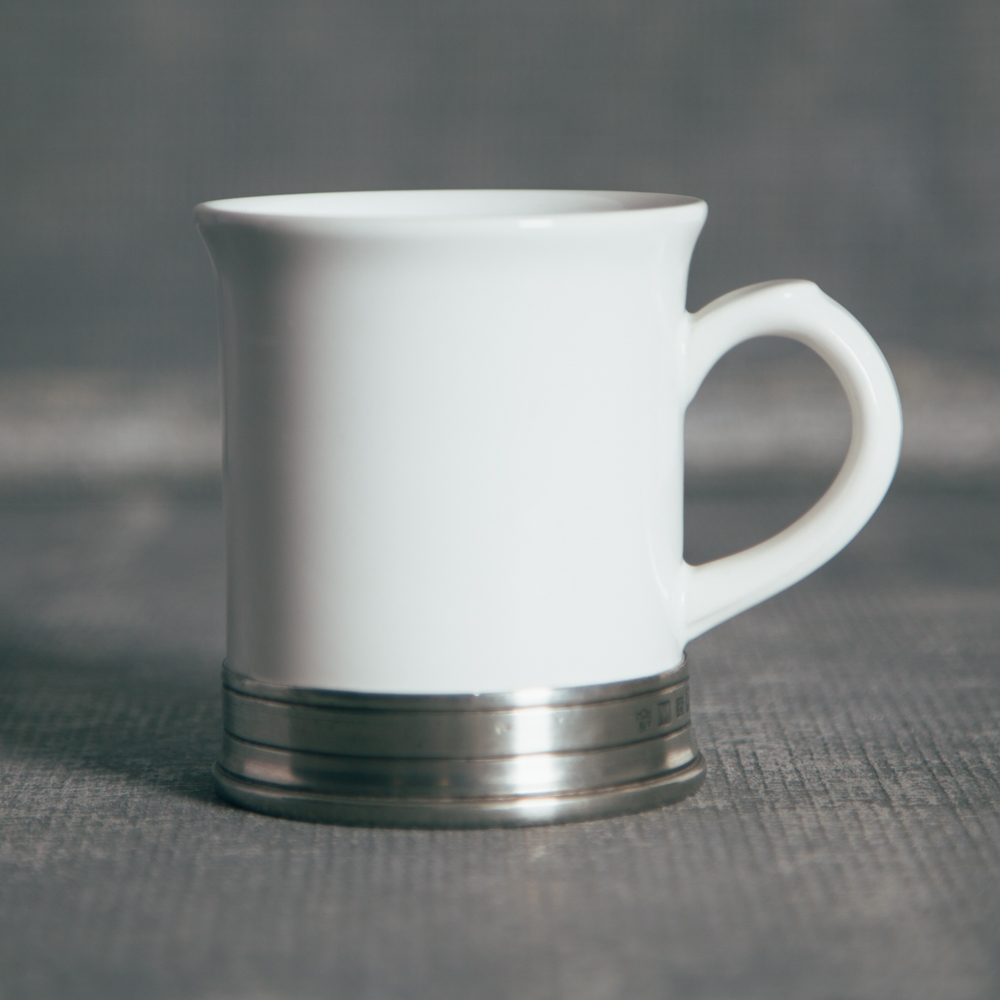 Match Pewter Convivo Coffee Mug Relish Decor