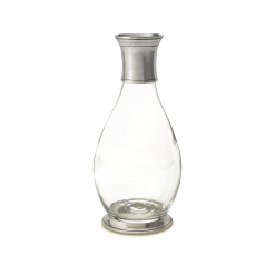 Match-Pewter-Tall-Carafe-with-Collar-Relish-Decor