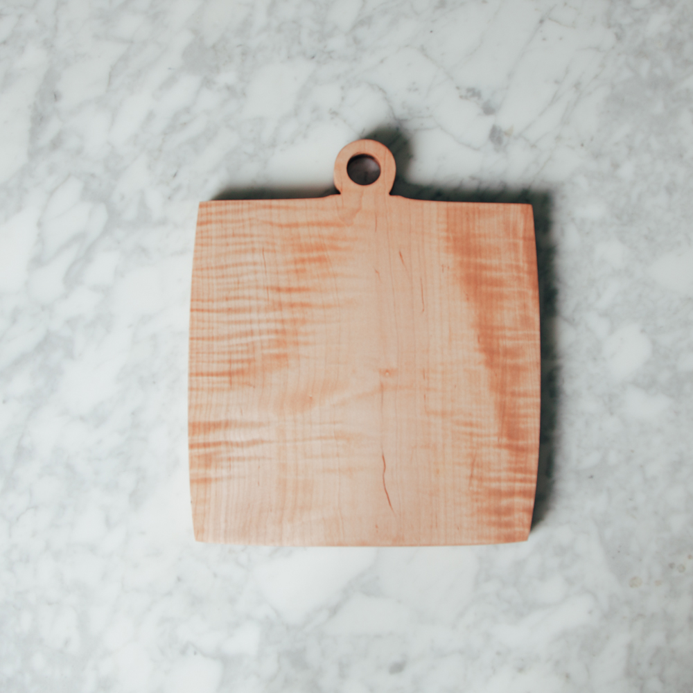Mia Maple Cutting Board Medium Relish Decor