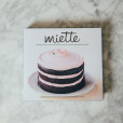 Miette Cookbook Relish Decor