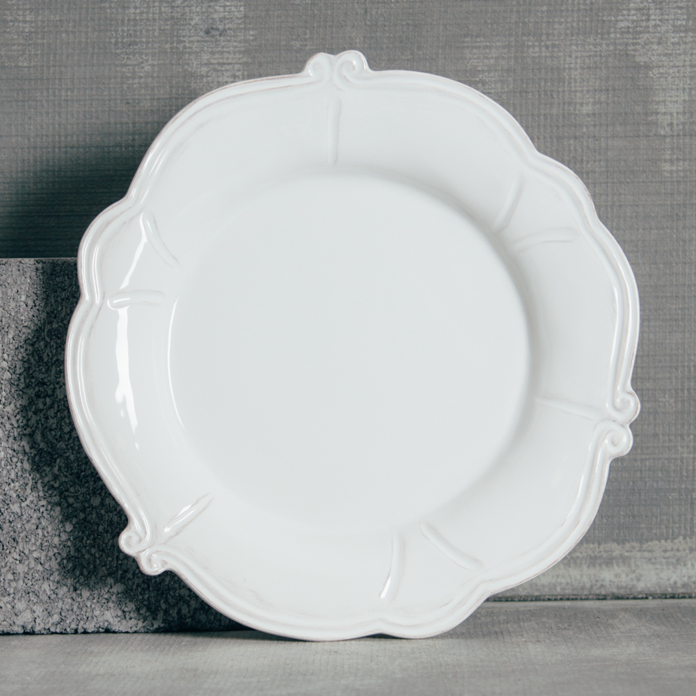 Milano Dinnerware Collection Dinner Plate Relish Decor