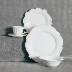Milano Dinnerware Collection Relish Decor
