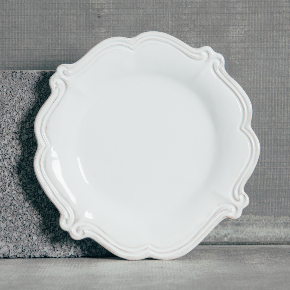 Milano Dinnerware Collection Salad Plate Relish Decor