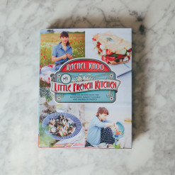 My Little French Kitchen Cookbook Relish Decor