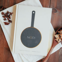 Nopi Cookbook Relish Decor
