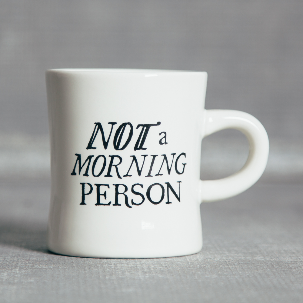 Not a Morning Person Coffee Mug Relish Decor