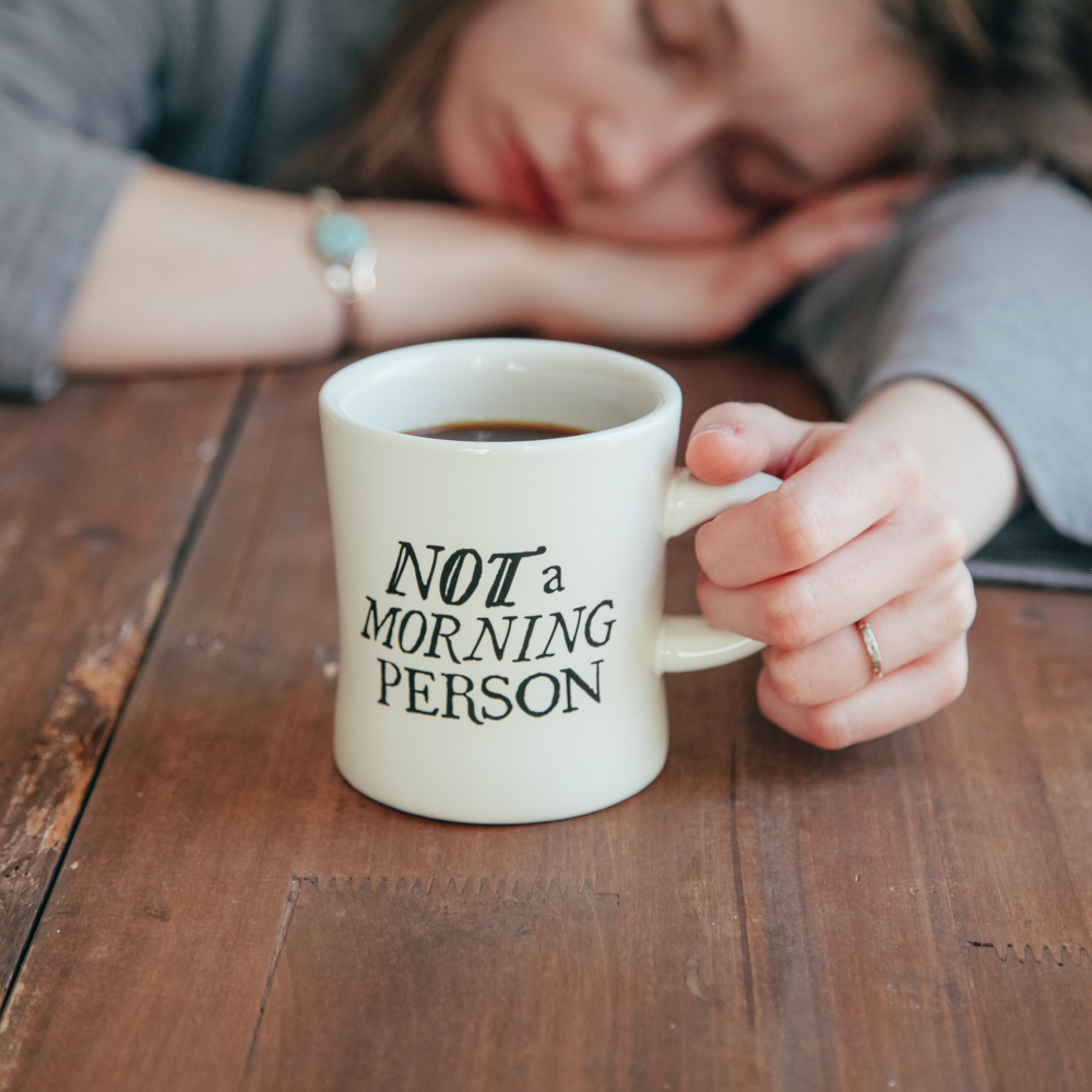 Not a Morning Person Mug Relish Decor