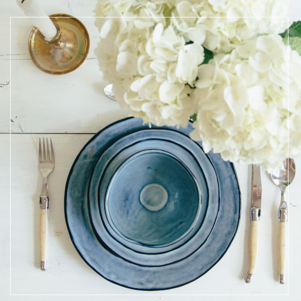 Relish Decor Frederick MD Wedding Registry Dinnerware Park Collection